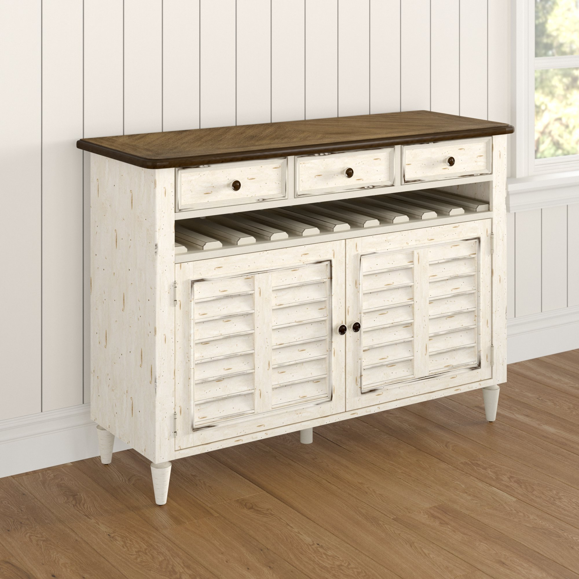 Wayfair Regarding Drummond 4 Drawer Sideboards (Gallery 5 of 20)