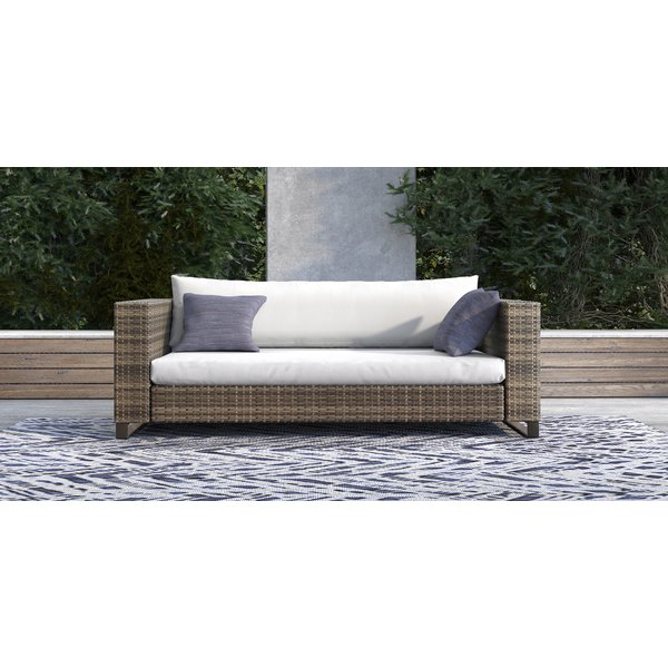 Wayfair Throughout Kunz Loveseats With Cushions (View 4 of 20)