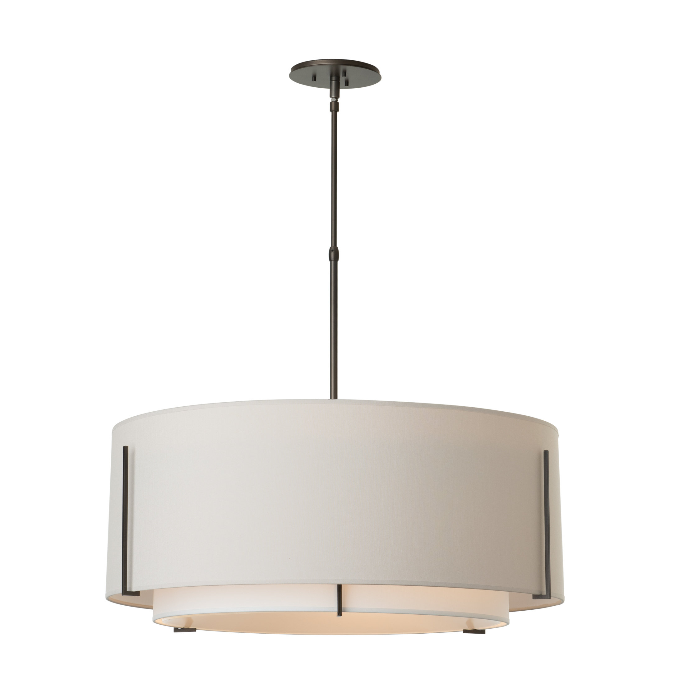 Wayfair With Most Recent Burslem 3 Light Single Drum Pendants (View 17 of 20)