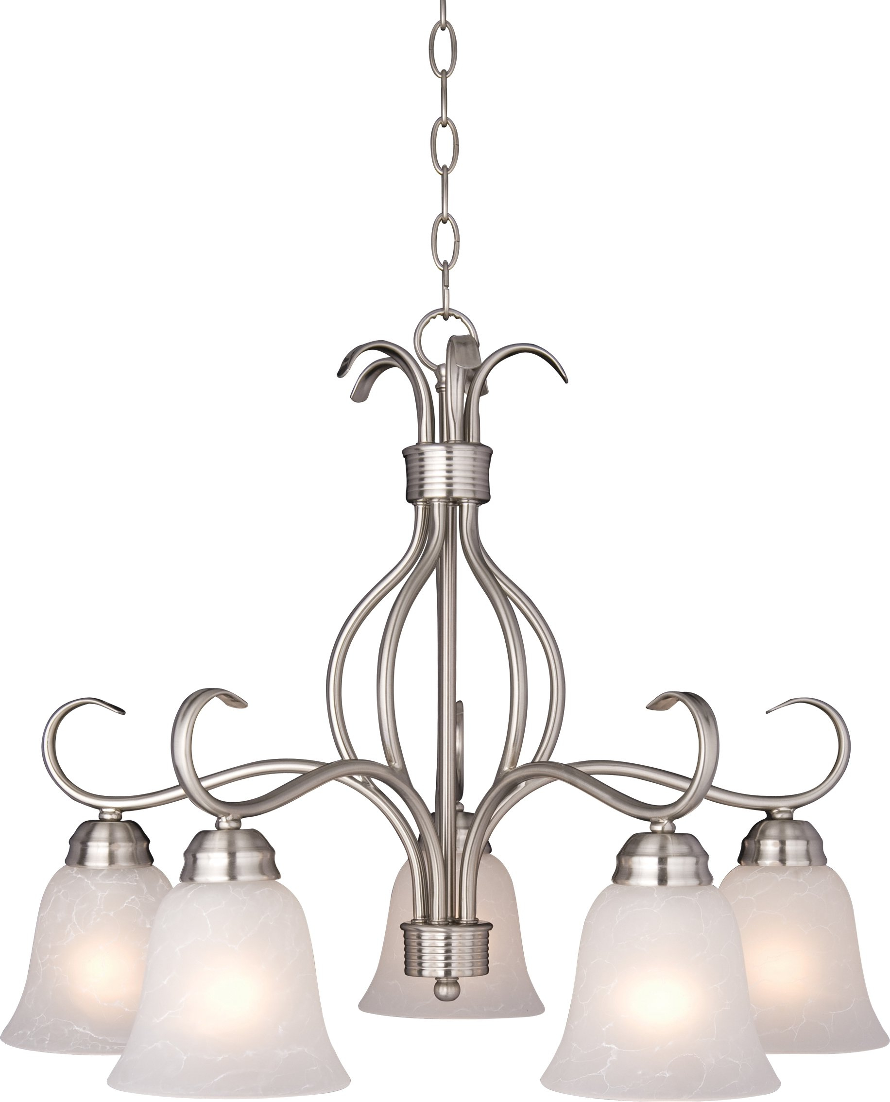 Wehr 5 Light Shaded Chandelier Throughout Favorite Gaines 5 Light Shaded Chandeliers (View 10 of 20)