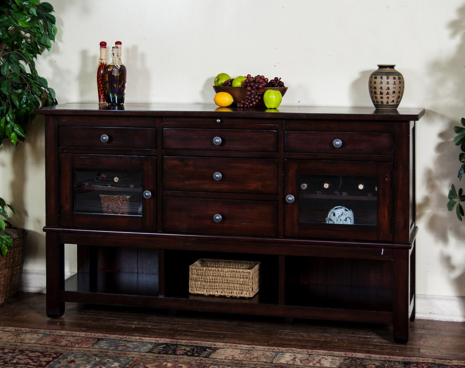 Weinberger Sideboards Intended For Well Known Vineyard Server (Gallery 7 of 20)