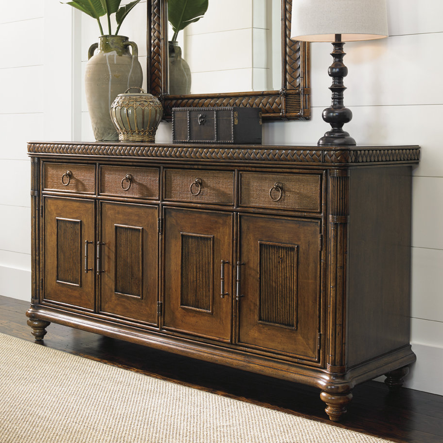 Weinberger Sideboards Pertaining To Newest Bali Hai Buffet Table (View 17 of 20)