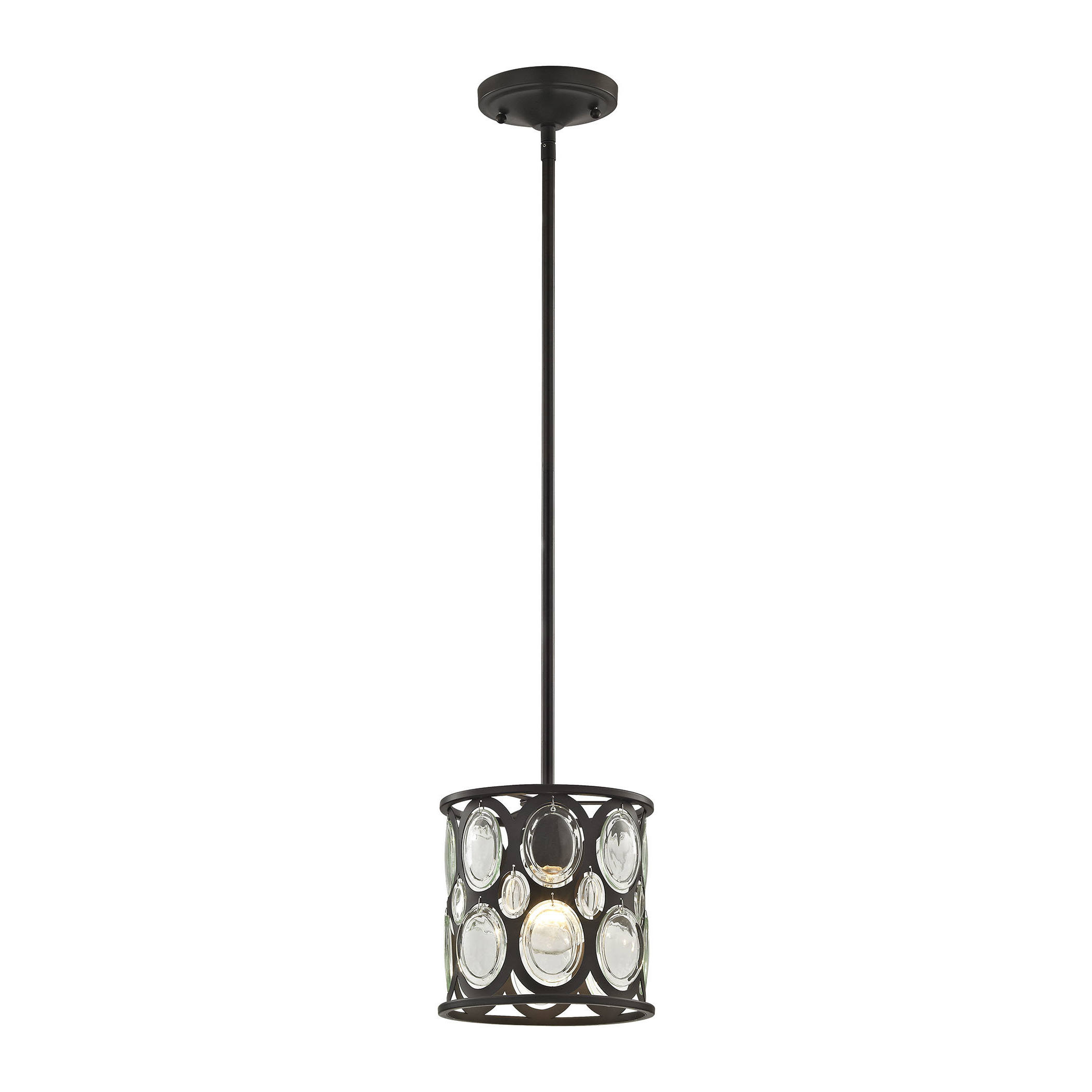 Well Known Amara 1 Light Drum Pendant For Bellamira 1 Light Drum Pendants (View 17 of 20)