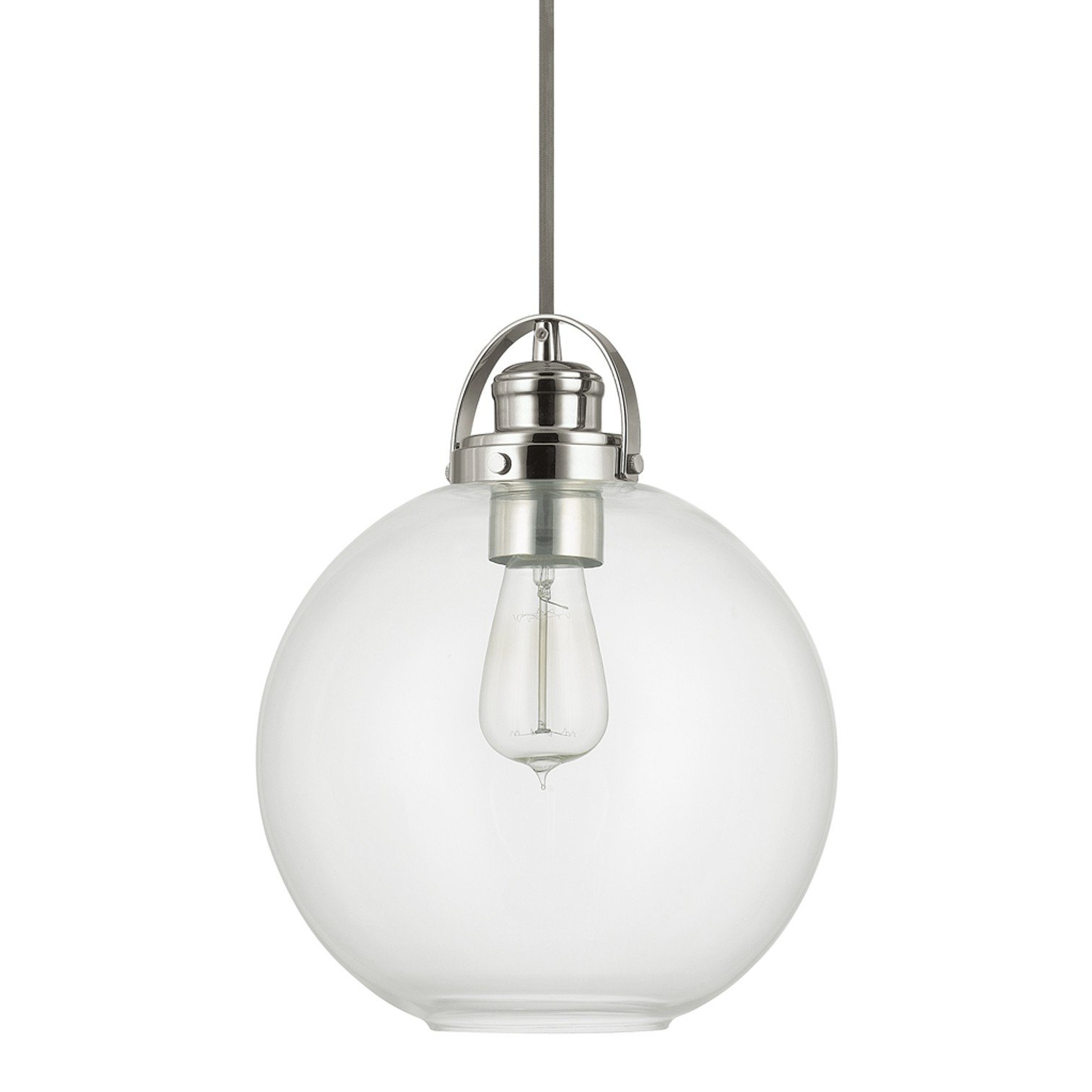 Well Known Andover Mills Betsy 1 Light Single Globe Pendant Regarding Betsy 1 Light Single Globe Pendants (View 3 of 20)