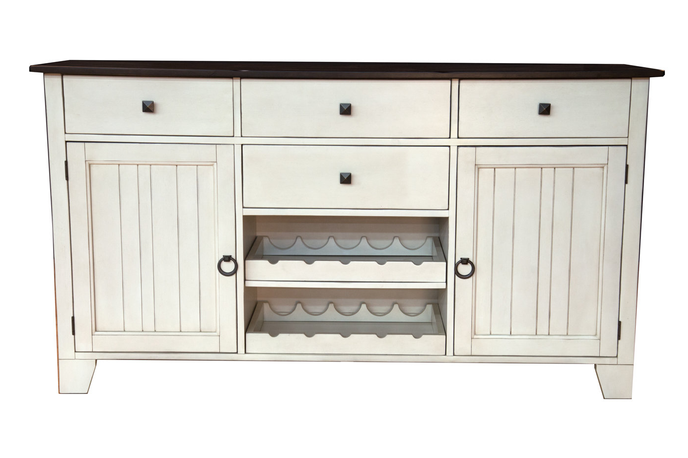 Well Known Baleine 3 Drawer Sideboards Throughout Tamiami Buffet Table (View 20 of 20)