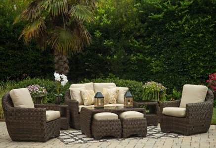 Well Known Brentwood Patio Sofas With Cushions With Regard To Outdoor Furniture – Brentwood Outdoor Living (View 19 of 20)