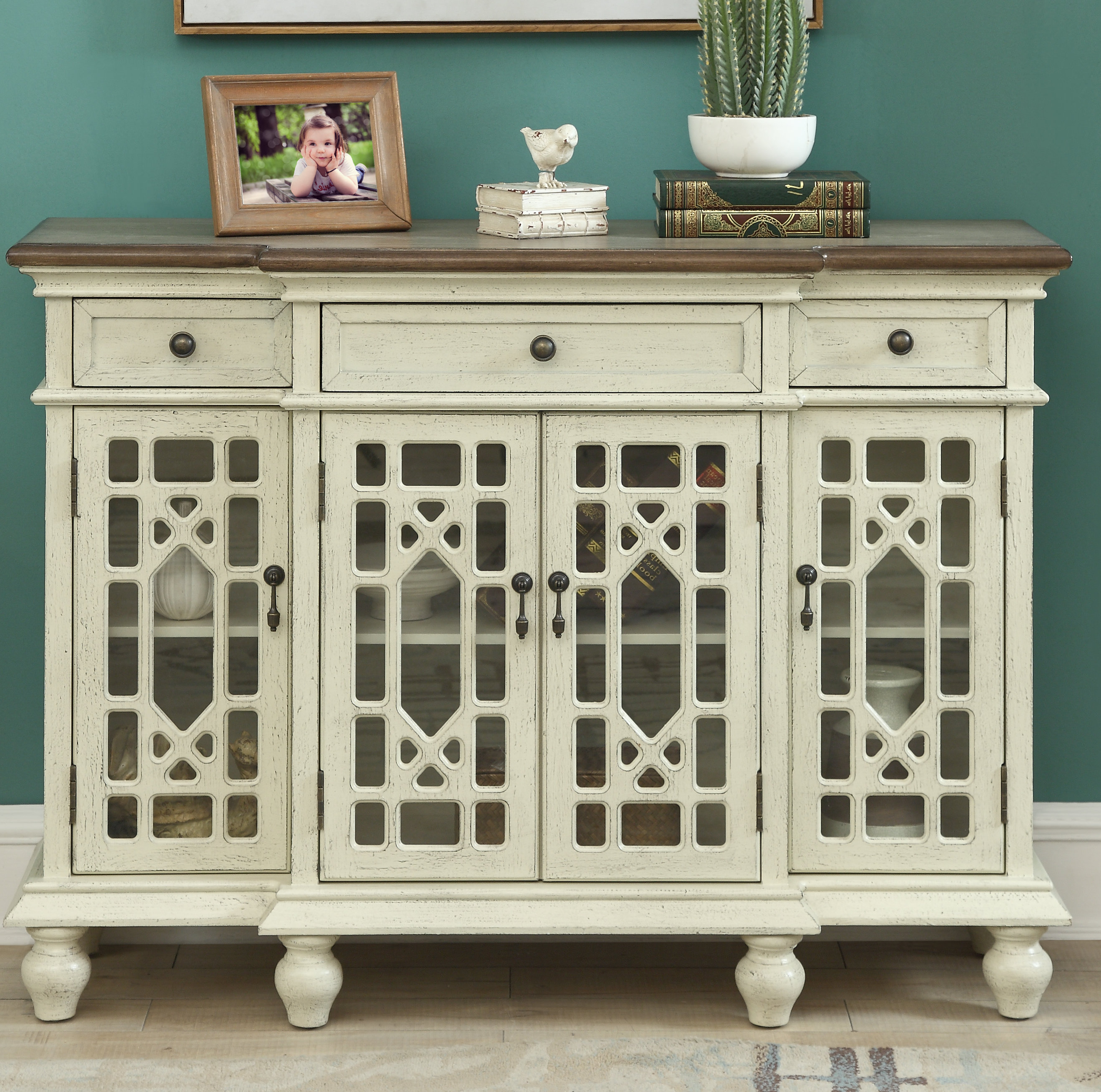 Well Known Calanna Credenza With Adelbert Credenzas (View 20 of 20)
