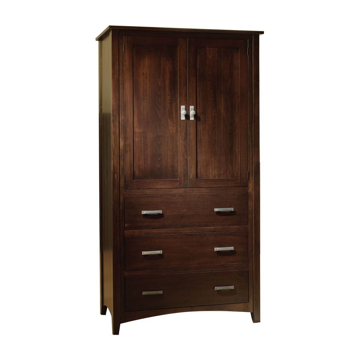 Well Known Cambrai Mission Bedroom Set – American Made Custom Furniture Throughout Cambrai Sideboards (View 17 of 20)
