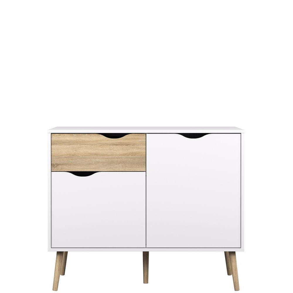 Well Known Dowler 2 Drawer Sideboards Within Pinladendirekt On Schränke In  (View 18 of 20)
