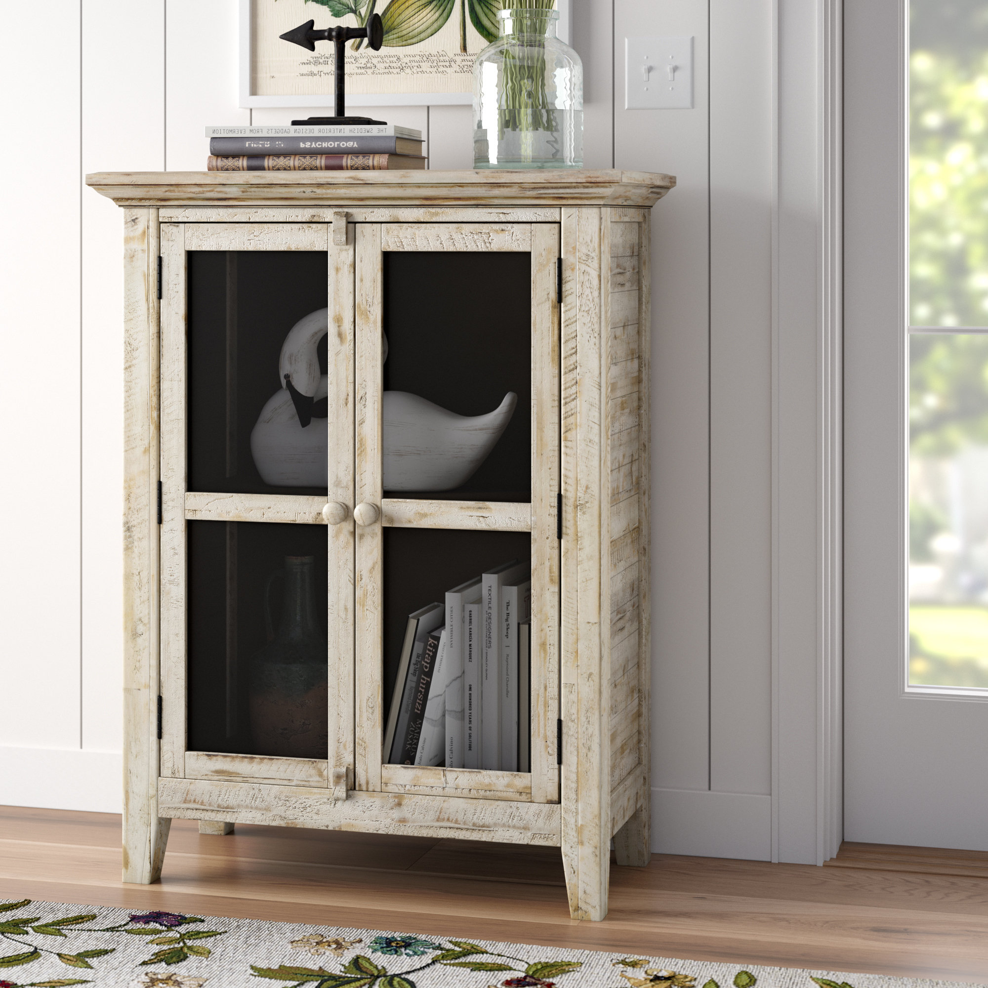 Well Known Eau Claire 2 Door Accent Cabinet With Eau Claire 6 Door Accent Cabinets (Gallery 8 of 20)