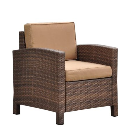 Well Known Katzer Patio Chair With Cushion Pertaining To Katzer Patio Sofas With Cushions (View 18 of 20)