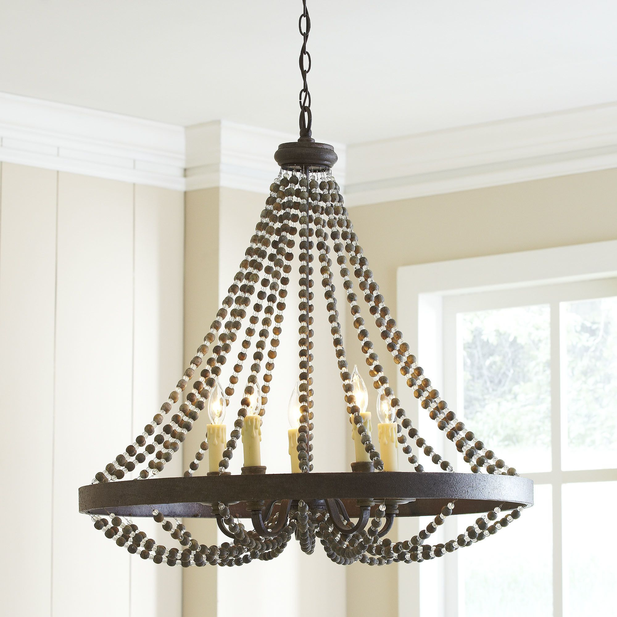 Well Known Ladonna 5 Light Novelty Chandeliers Intended For Ladonna 5 Light Novelty Chandelier (View 2 of 20)