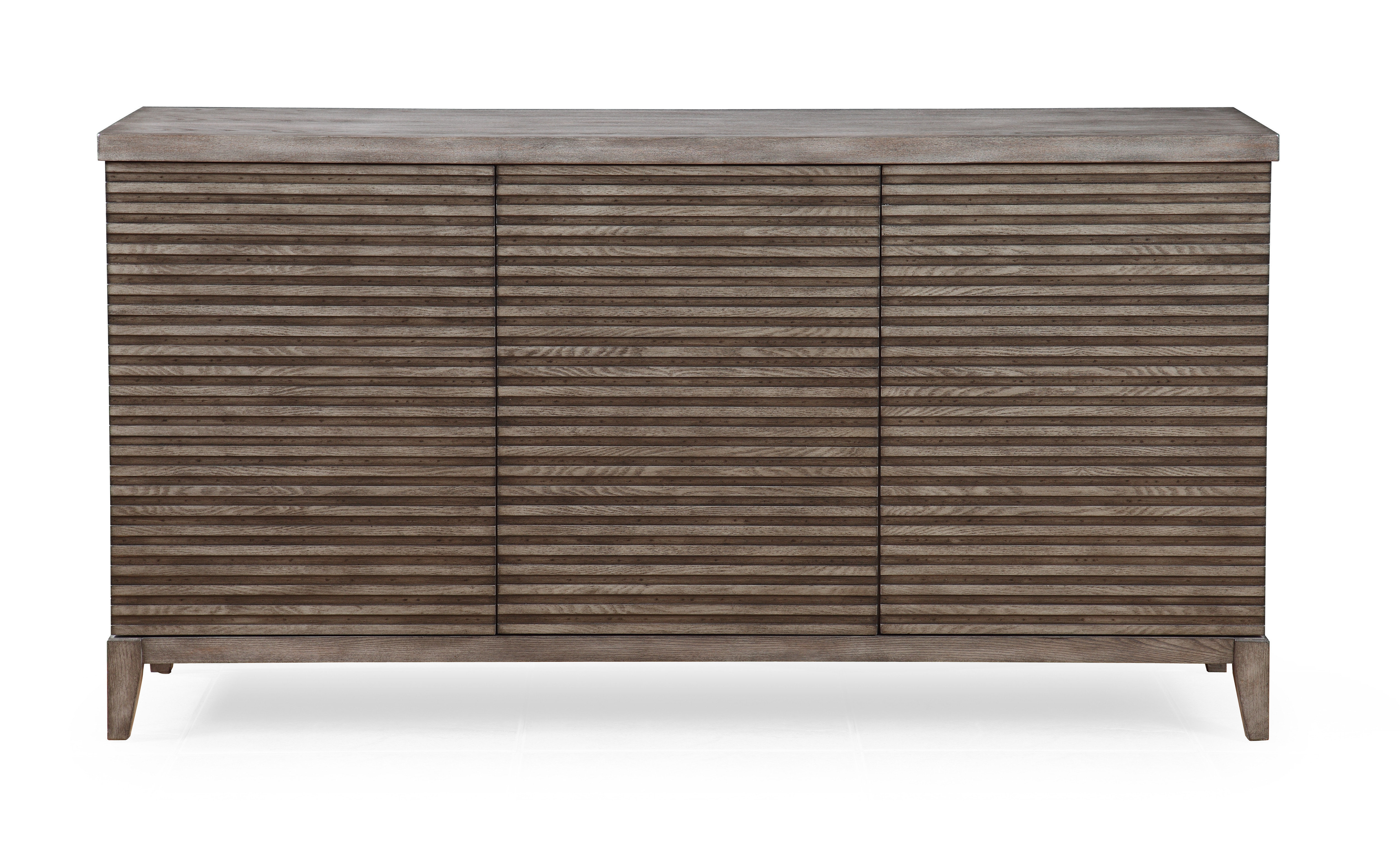 Well Known Lainey Credenzas In Sauder Harbor View Credenza (View 19 of 20)