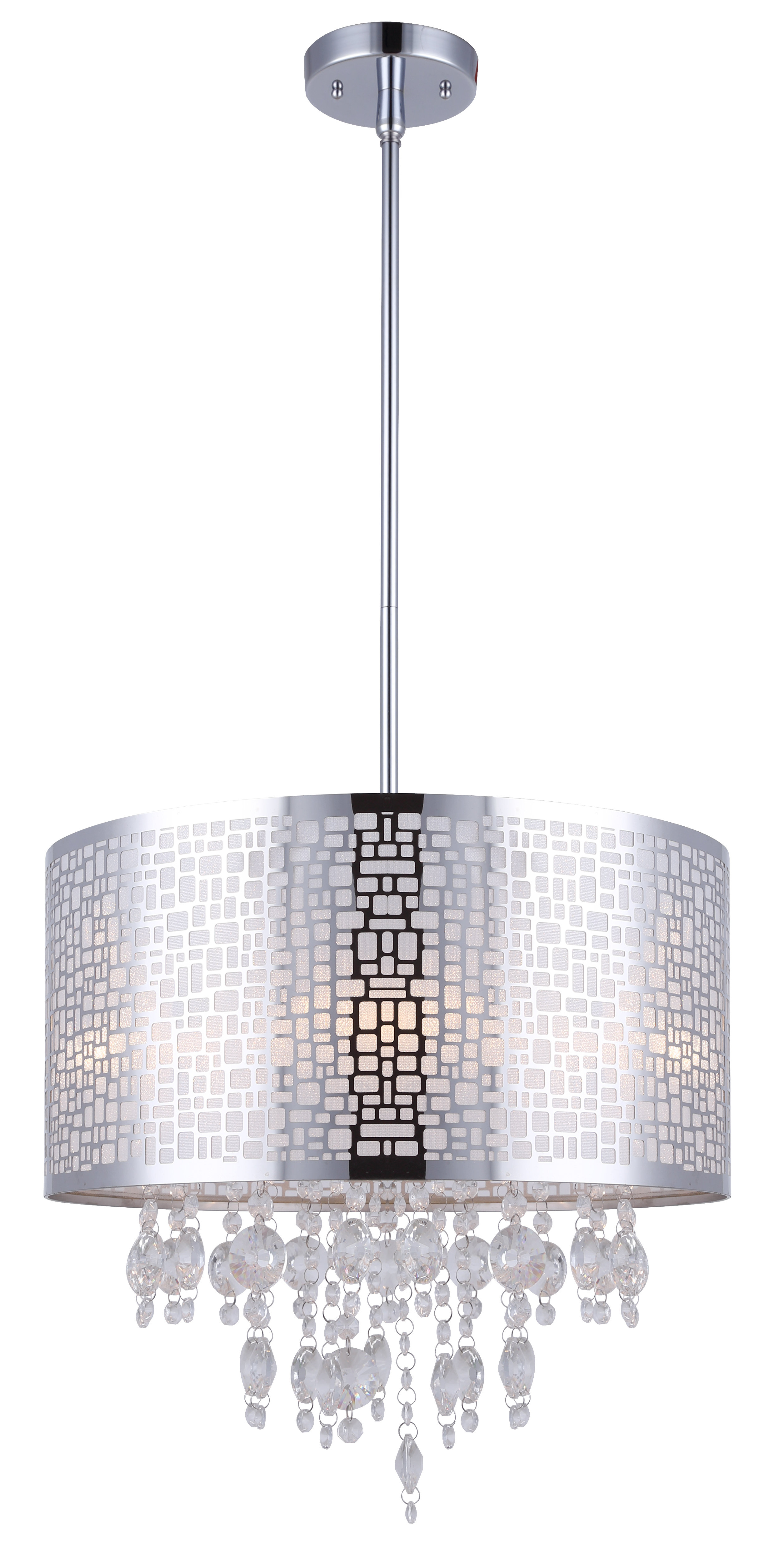 Well Known Lindsey 4 Light Drum Chandeliers Pertaining To Jill 4 Light Drum Chandelier (View 4 of 20)