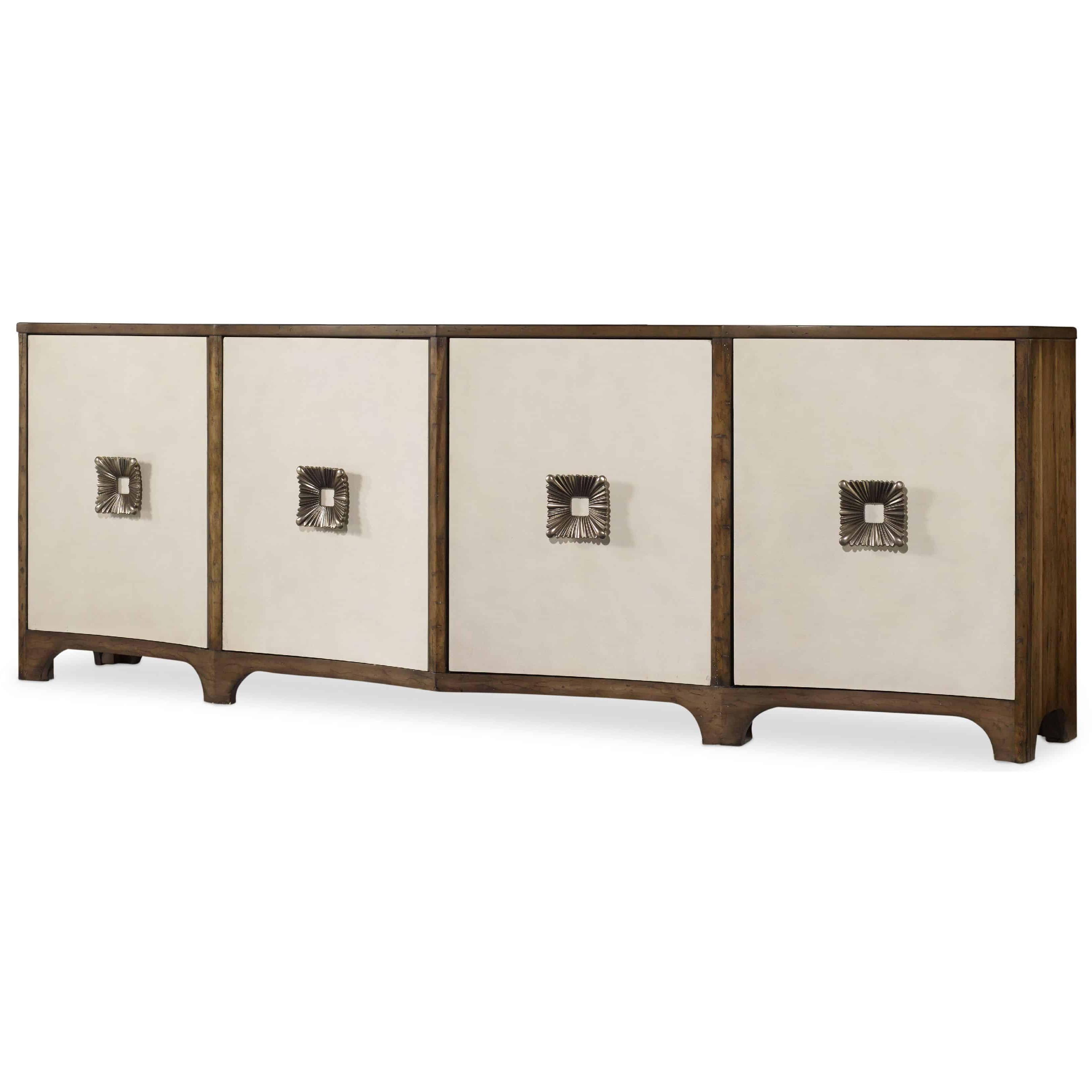 Well Known Melange Credenza Within Melange Brockton Sideboards (Gallery 13 of 20)