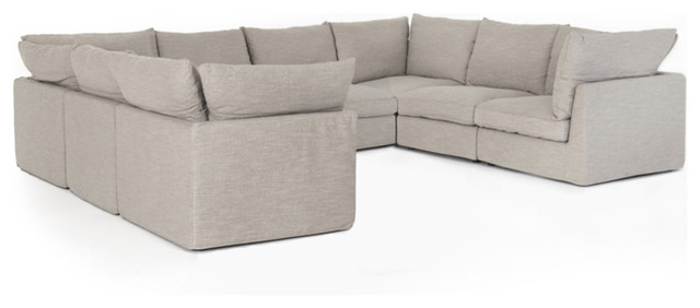 Well Known Paloma Sectionals With Cushions For Paloma 8 Piece Sectional (View 12 of 20)