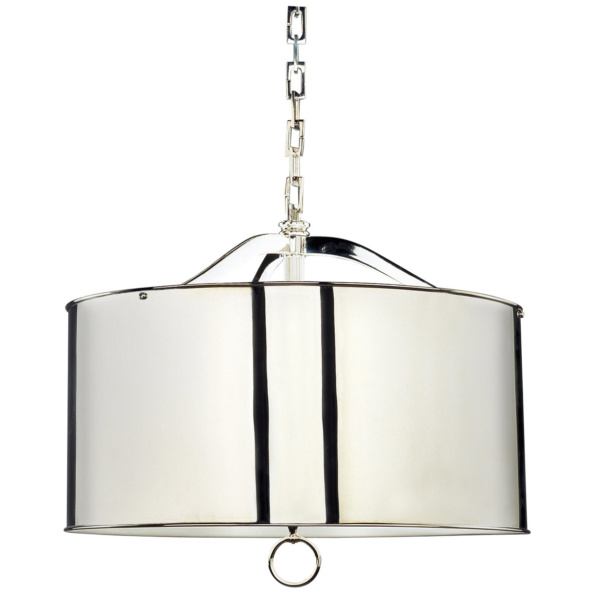Well Known Porter 3 Light Single Drum Pendant For Tadwick 3 Light Single Drum Chandeliers (Gallery 9 of 20)