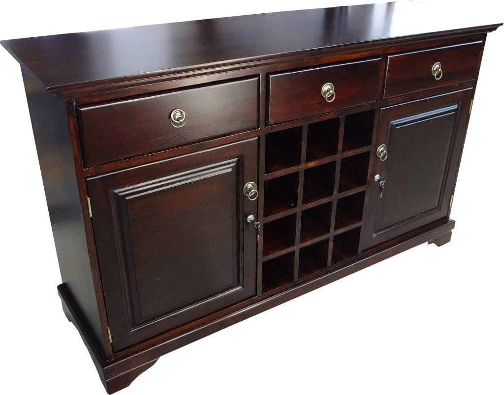 Well Known Saint Gratien Sideboards With Regard To Elegant Dining Room Storage Design With Small Dining Room (View 5 of 20)