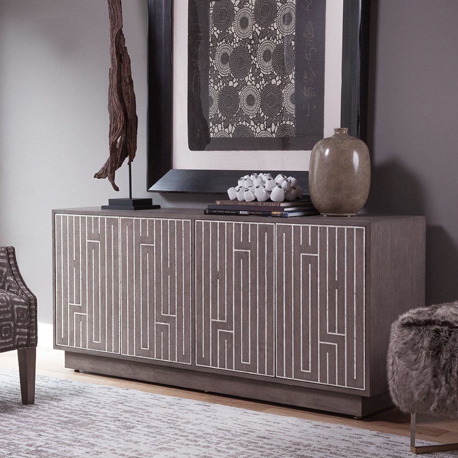 Well Known Signature Designs Credenza With Lainey Credenzas (Gallery 12 of 20)