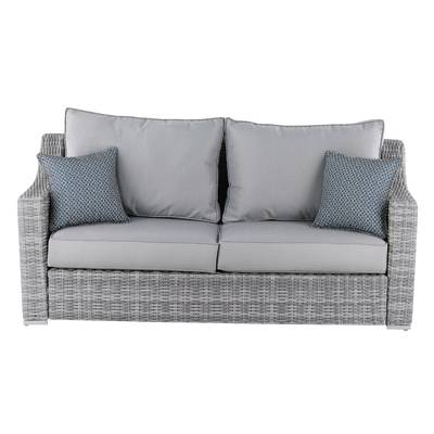 Well Known Vallauris Storage Chaise Lounge With Cushion Inside Vallauris Sofa With Cushions (View 5 of 20)