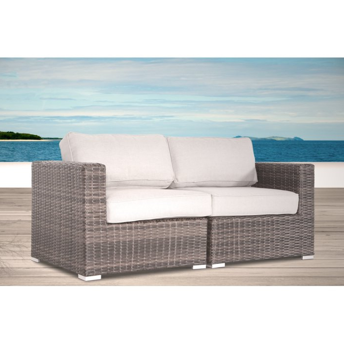 Well Known Vardin Loveseats With Cushions Intended For Vardin Loveseat With Cushions (View 1 of 20)