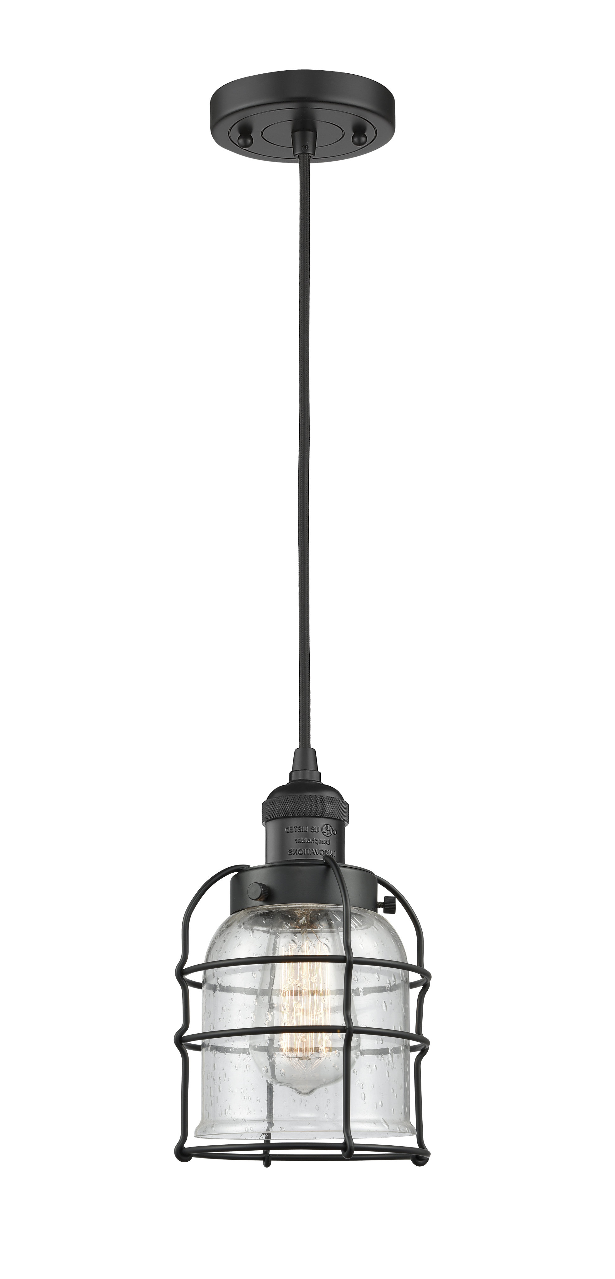 Well Liked Barrons 1 Light Single Cylinder Pendants For 1 Light Hannon Pendant (View 17 of 20)