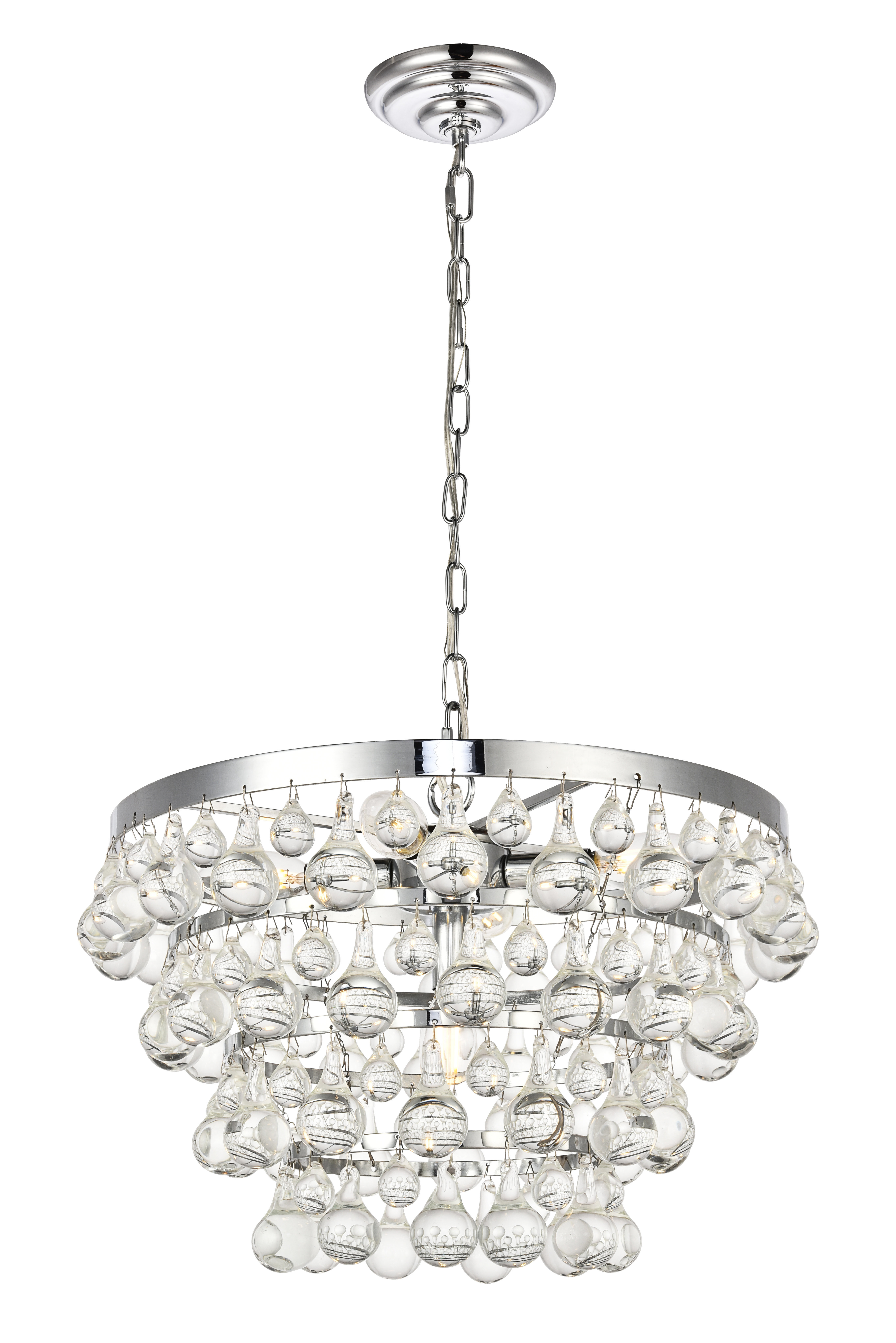 Well Liked Bramers 6 Light Novelty Chandeliers Throughout Botolph 5 Light Novelty Chandelier (View 19 of 20)