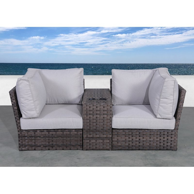 Well Liked Cochran Loveseat With Cushions With Vardin Loveseats With Cushions (View 5 of 20)
