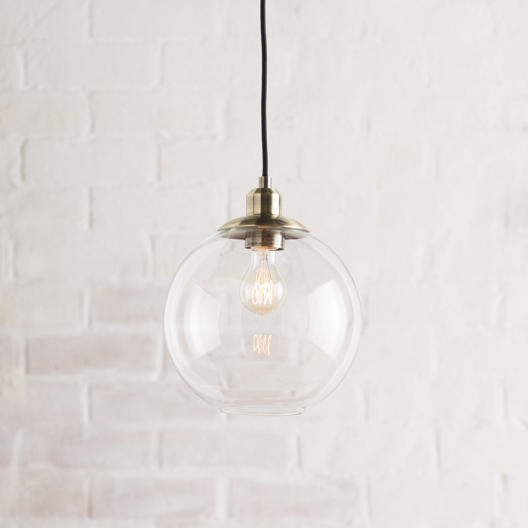 Well Liked Gehry 1 Light Single Globe Pendant With Regard To Betsy 1 Light Single Globe Pendants (View 18 of 20)