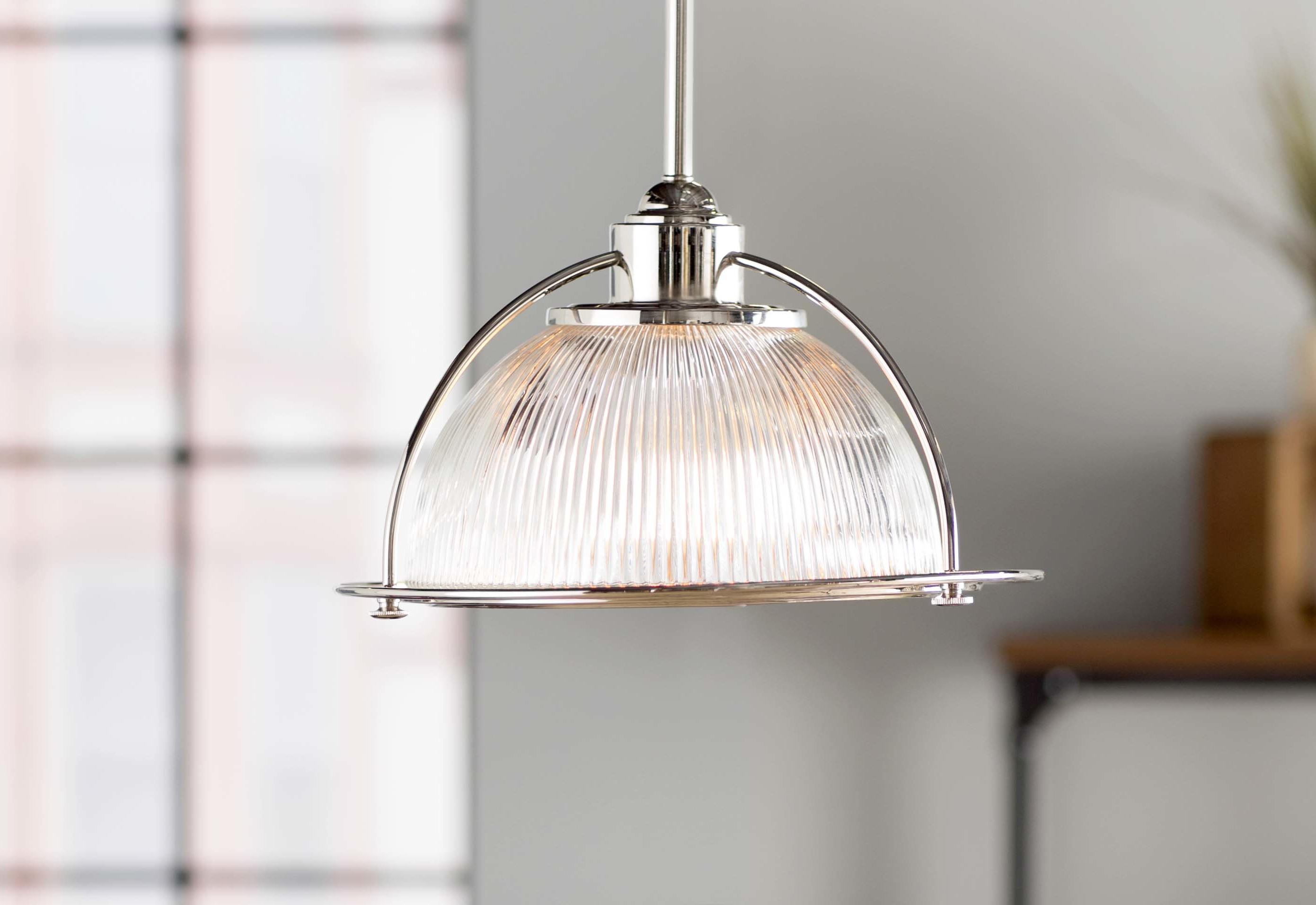 Well Liked Granville 2 Light Single Dome Pendants Regarding Brickford 1 Light Single Dome Pendant (View 14 of 20)