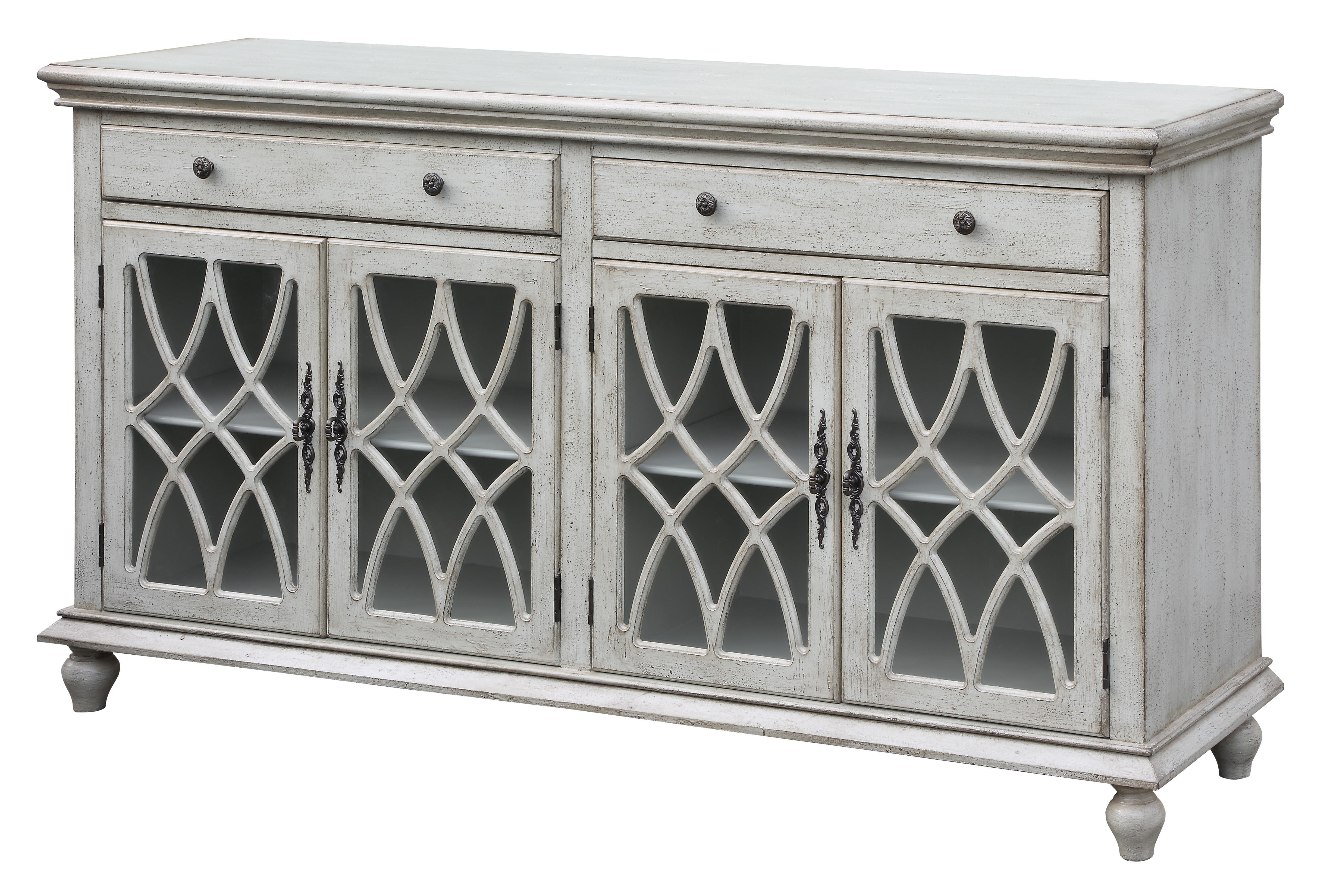 Well Liked Mauldin 3 Door Sideboards With Regard To Raquette Sideboard (Gallery 12 of 20)