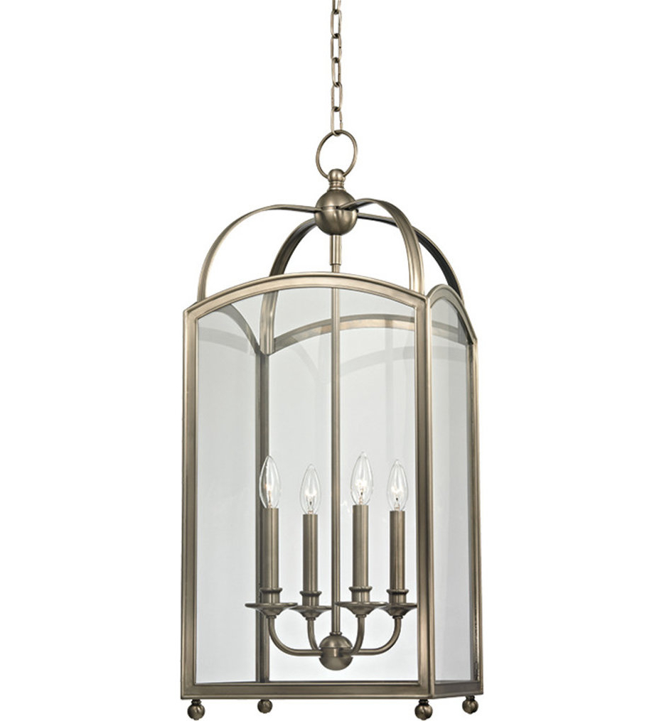 Well Liked Millbrook 5 Light Shaded Chandeliers Intended For Hudson Valley – Millbrook 14 Inch 4 Light Pendant (Gallery 9 of 20)