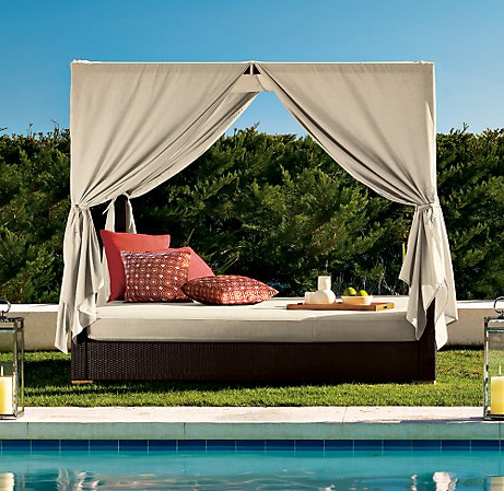 Well Liked Patio Furniture « Pertaining To Resort Patio Daybeds (View 7 of 20)