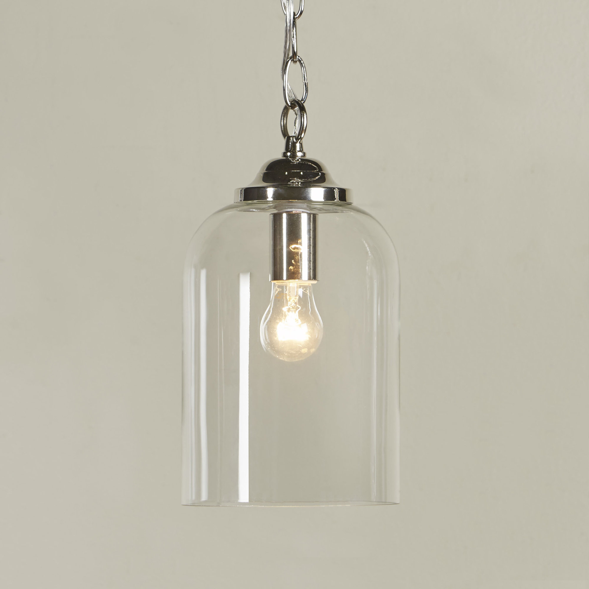 Well Liked Silber 1 Light Bell Pendant Within Wentzville 1 Light Single Bell Pendants (View 10 of 20)