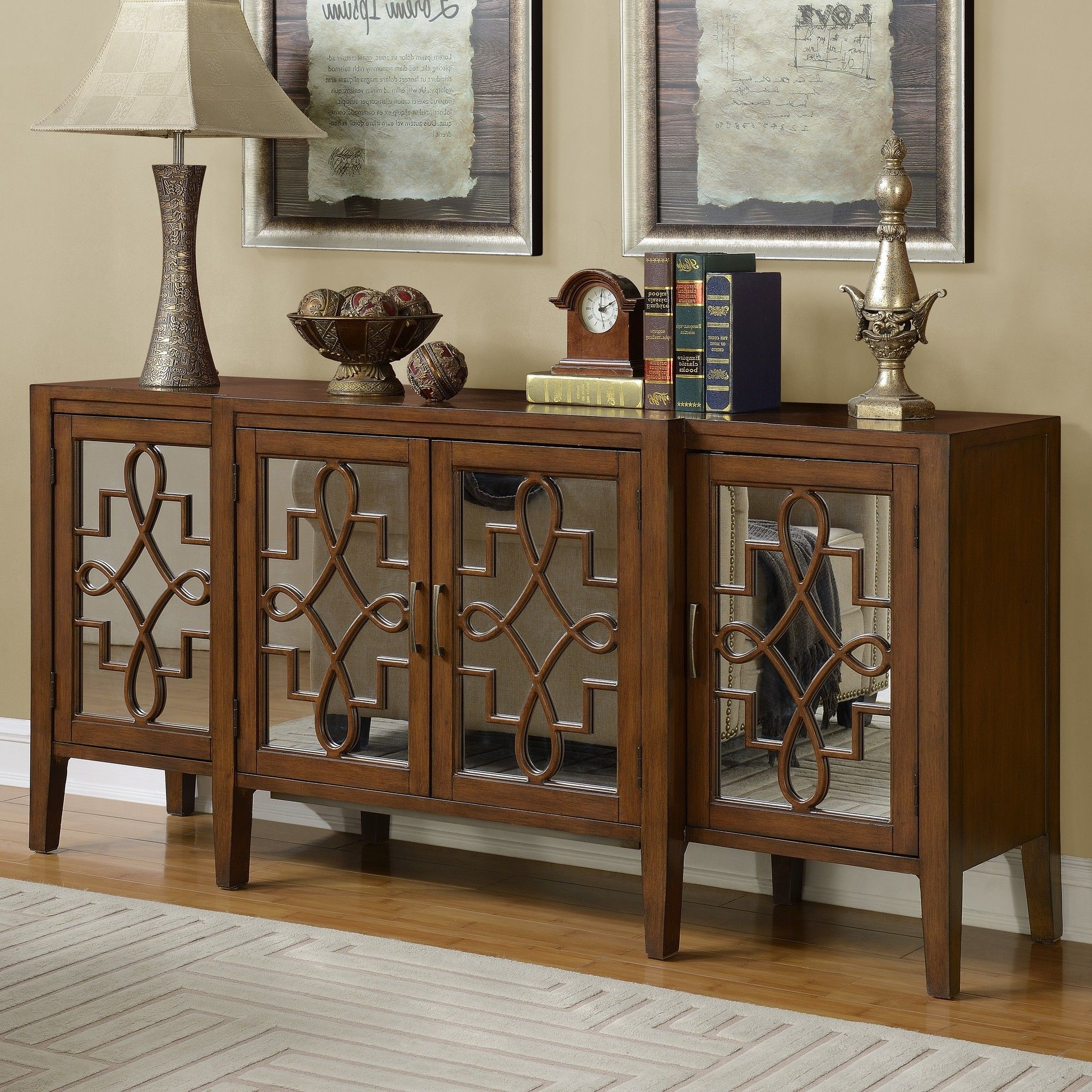 Well Liked Stillwater Sideboards With Manry Credenza (Gallery 10 of 20)