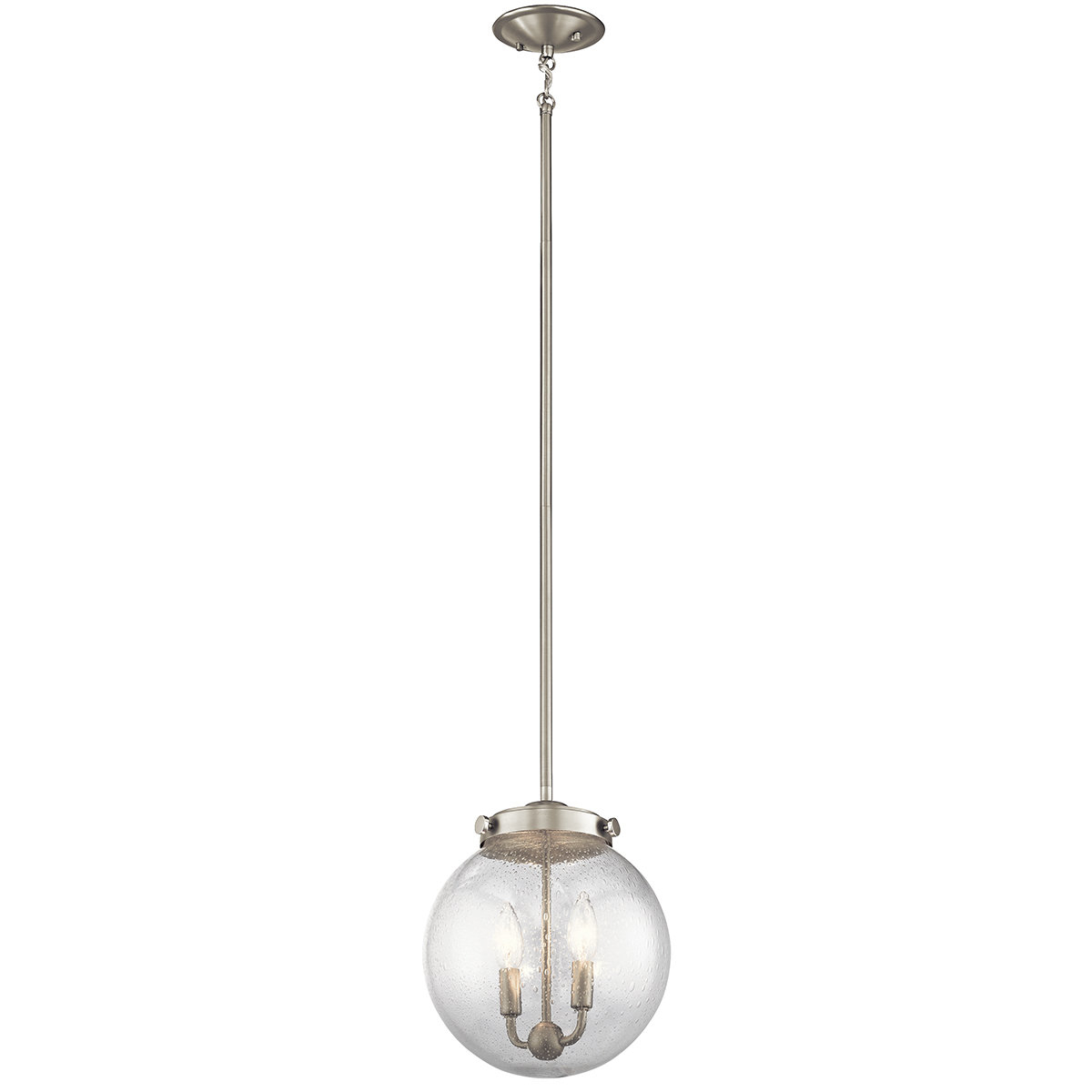 Widely Used Adamell 1 Light Single Globe Pendant With Regard To Betsy 1 Light Single Globe Pendants (View 17 of 20)