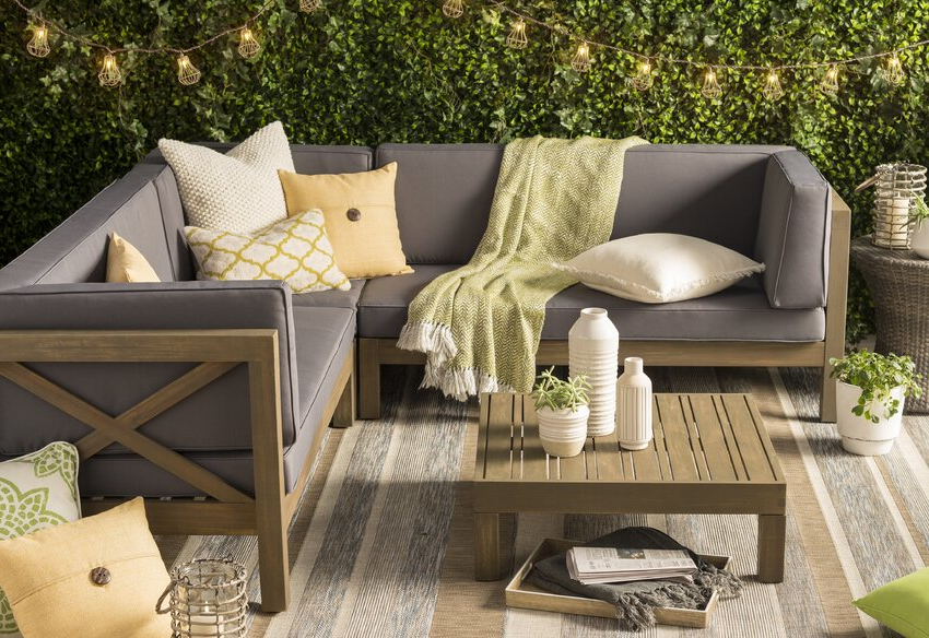 Widely Used Beal Patio Daybeds With Cushions Pertaining To Outdoor Furniture (View 20 of 20)