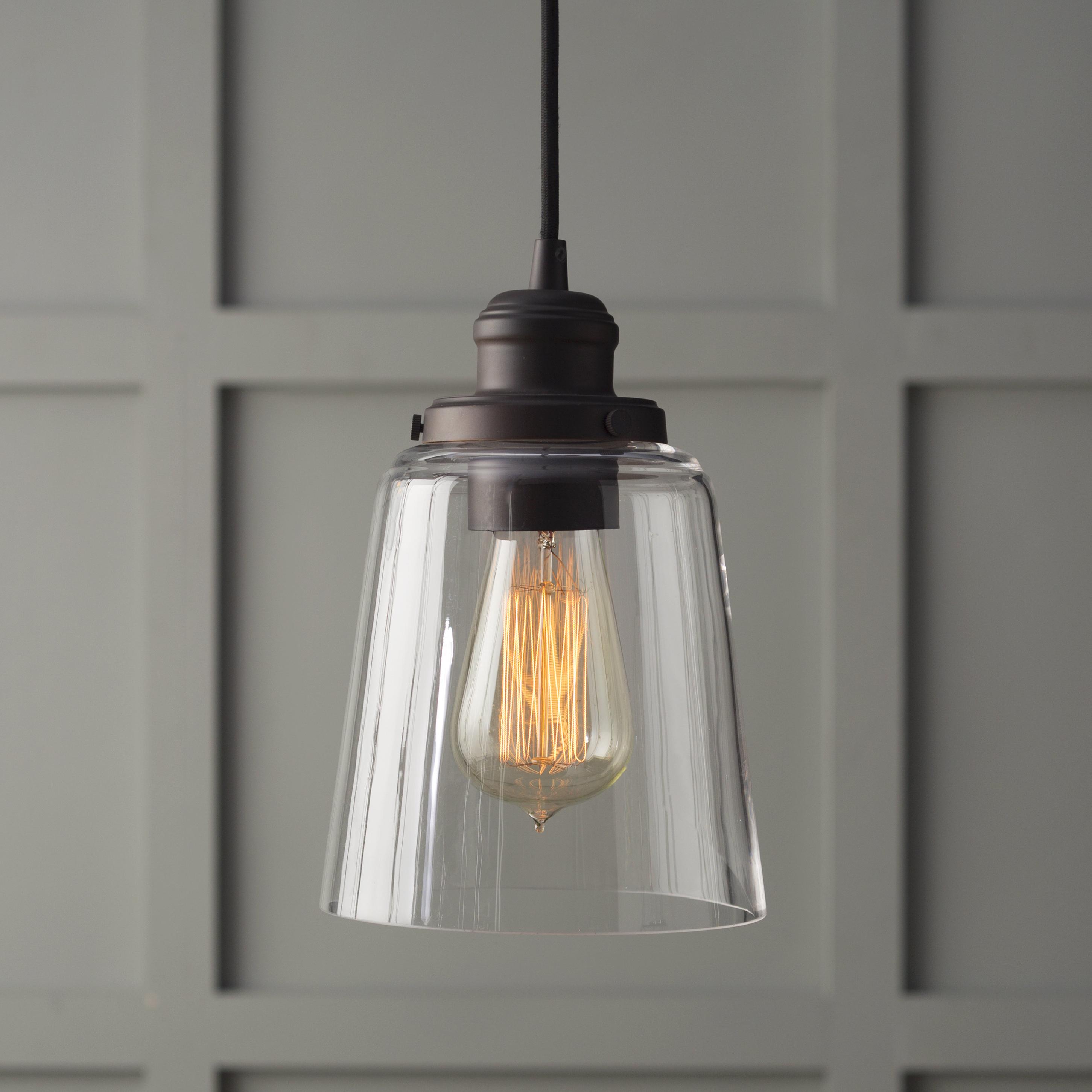 Widely Used Bundaberg 1 Light Single Bell Pendants Intended For 1 Light Single Bell Pendant (View 20 of 20)