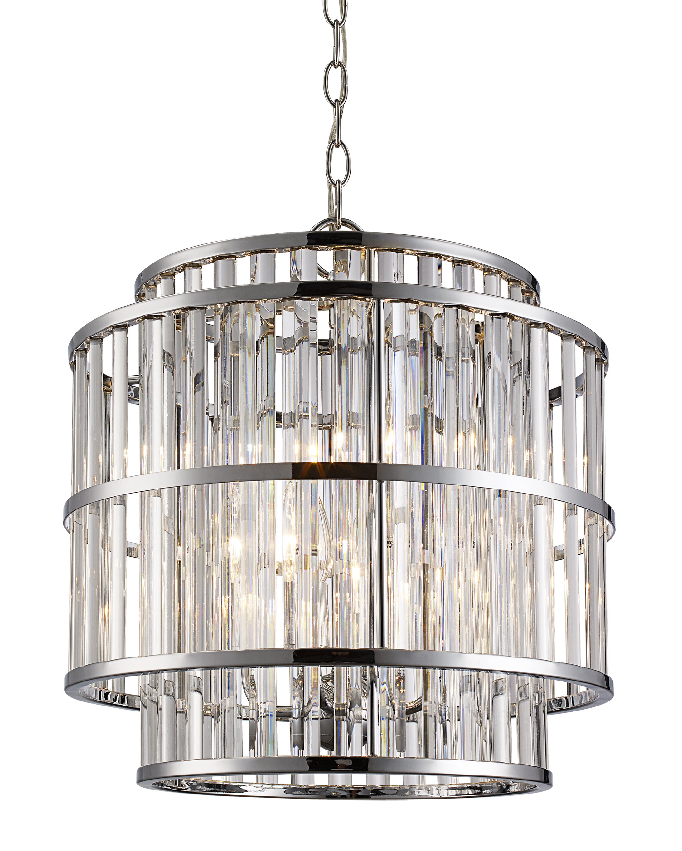 Widely Used Dailey 4 Light Drum Chandeliers Intended For Beeston 4 Light Drum Chandelier (View 6 of 20)