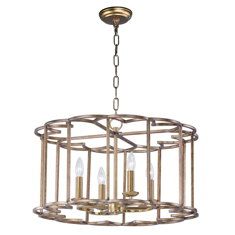 Widely Used Delana 4 Light Candle Style Chandelier (View 11 of 20)