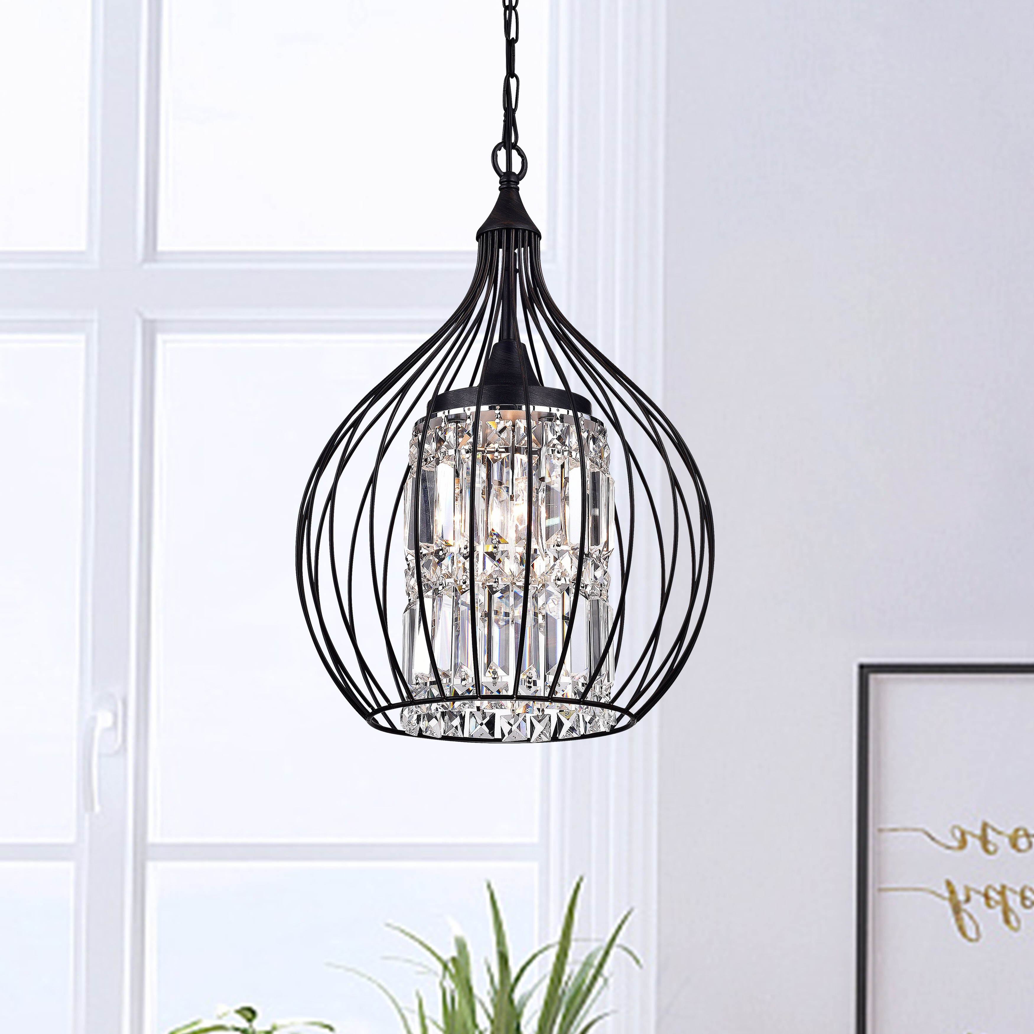 Widely Used Dirksen 3 Light Single Cylinder Chandeliers Intended For Richwood 3 Light Globe Chandelier (View 18 of 20)