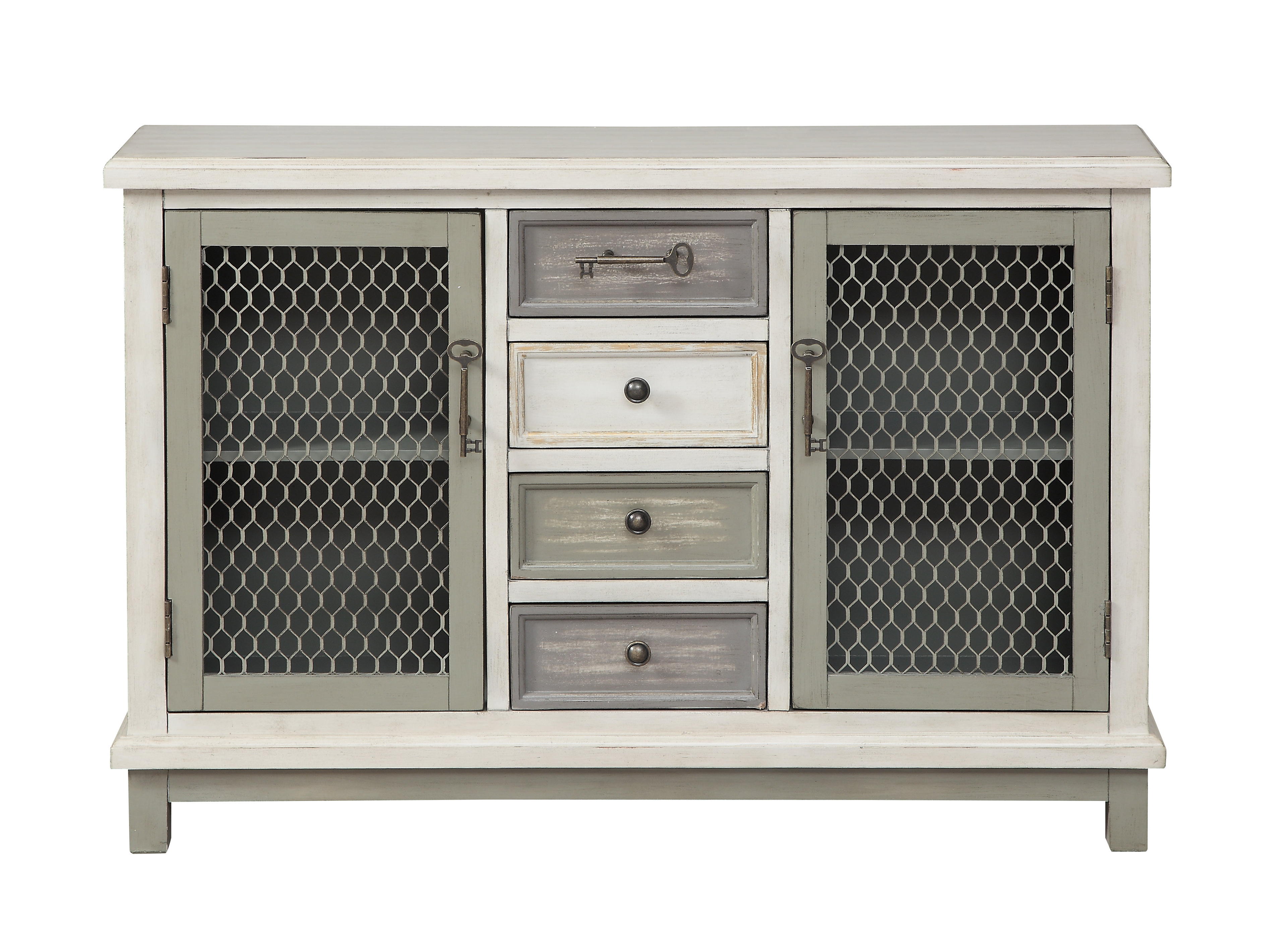 Widely Used Fugate 2 Door Credenzas Within One Allium Way Fugate 2 Door Credenza (Gallery 3 of 20)