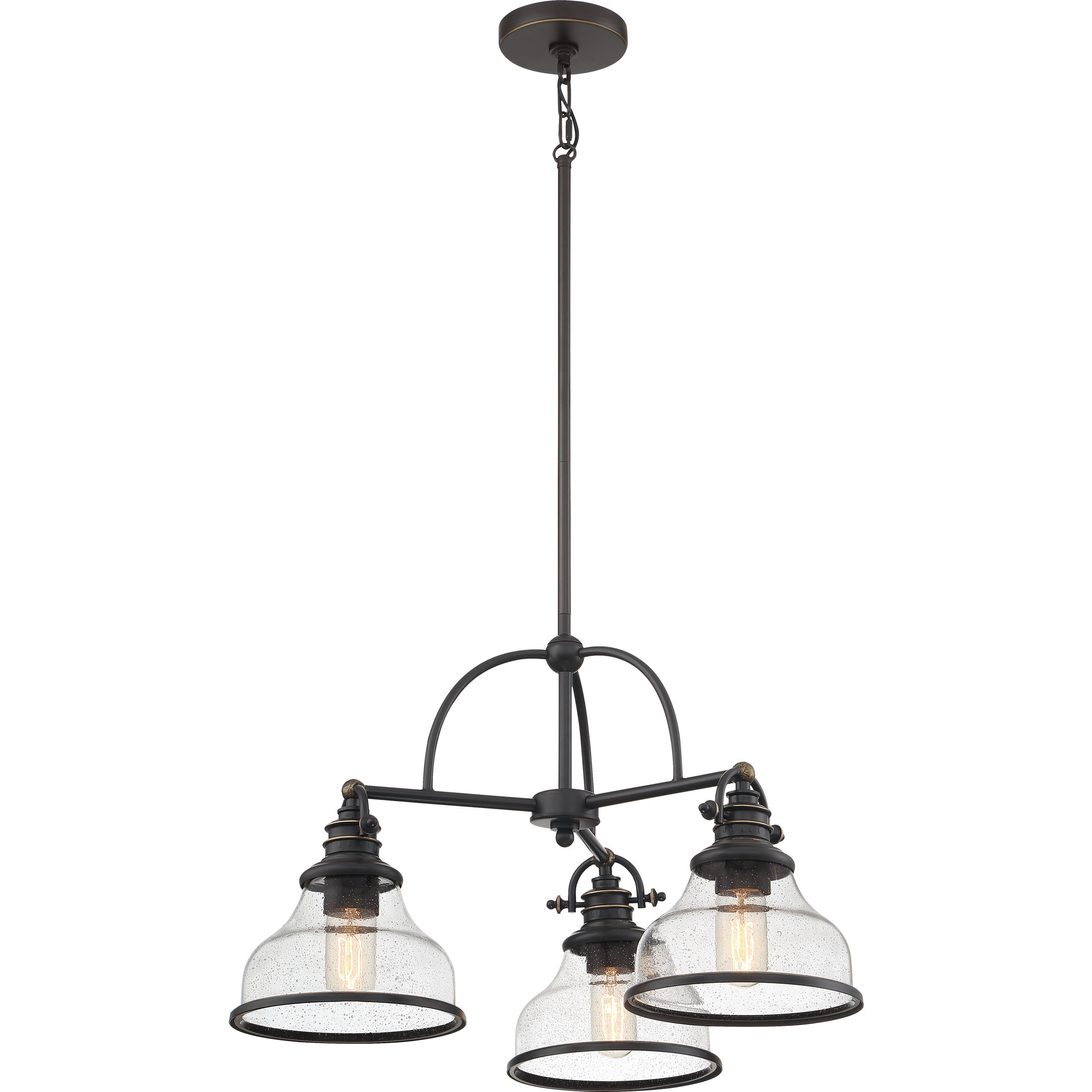 Widely Used Granville 3 Light Single Dome Pendants With Regard To Trent Austin Design Granville 2 Light Single Dome Pendant (View 20 of 20)