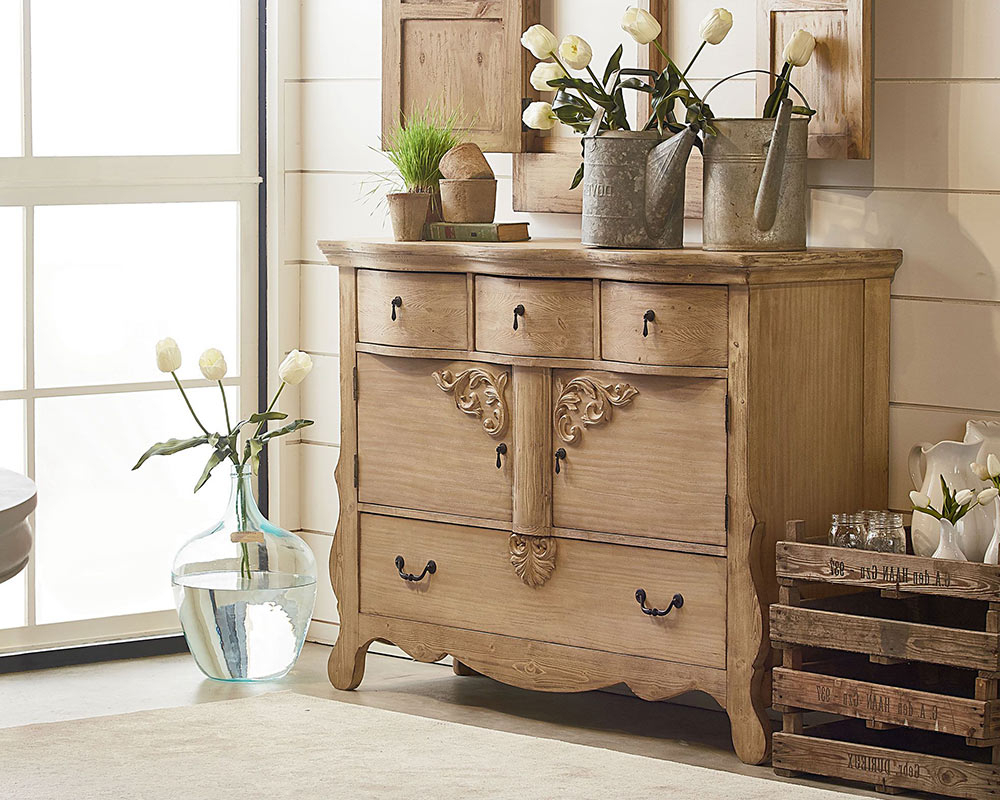 Widely Used Knoxville Sideboards Regarding Magnolia Home Furniture Golden Era Sideboard – Knoxville (View 20 of 20)