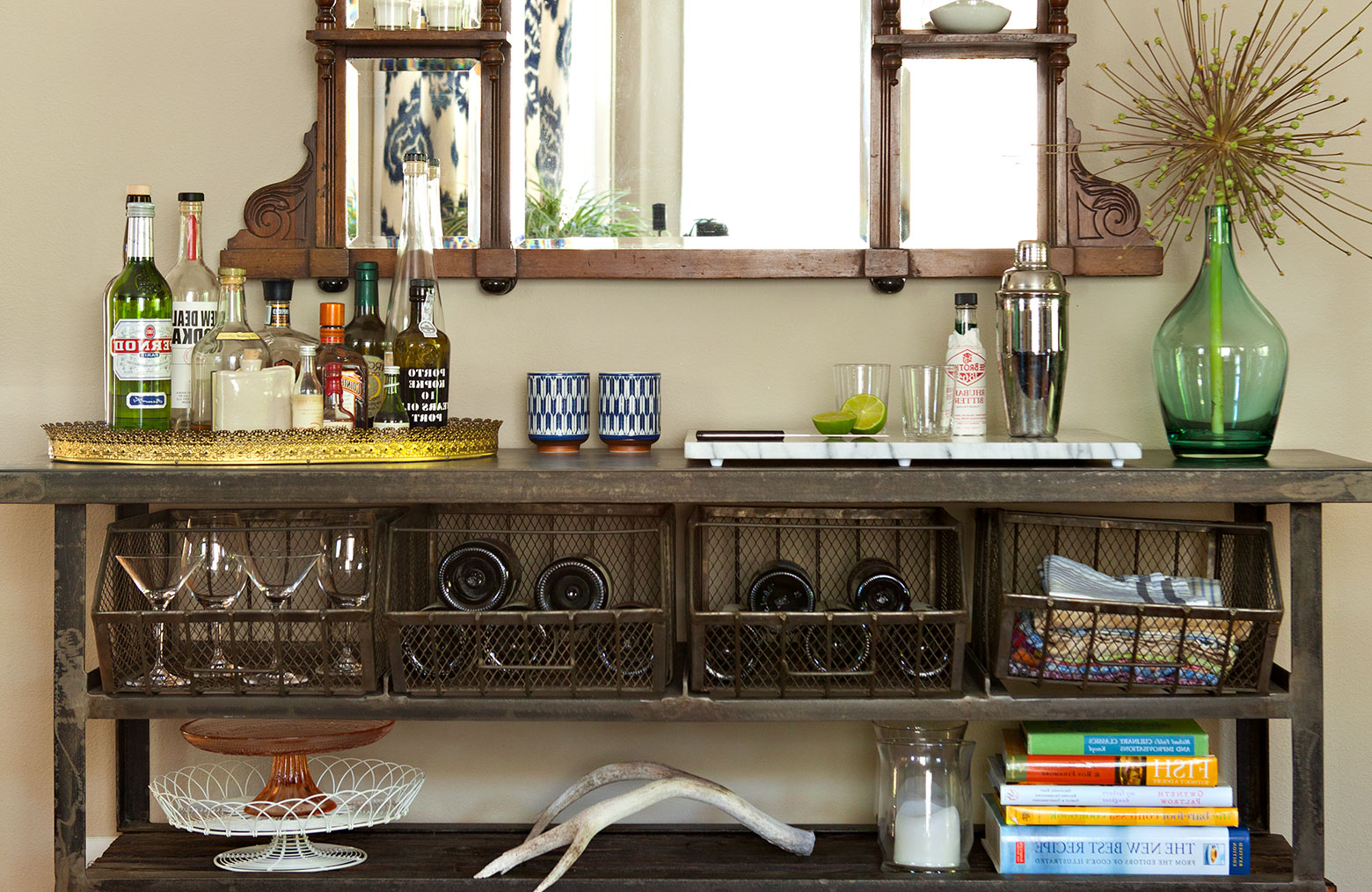 Widely Used Kratz Sideboards Intended For Our 12 Favorite Sideboards – Cottage Style Decorating (View 19 of 20)