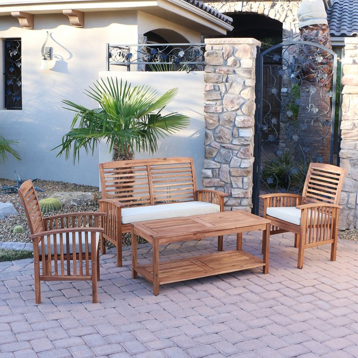 Widely Used Laverton Loveseat With Cushions Pertaining To Laverton Loveseats With Cushions (View 19 of 20)