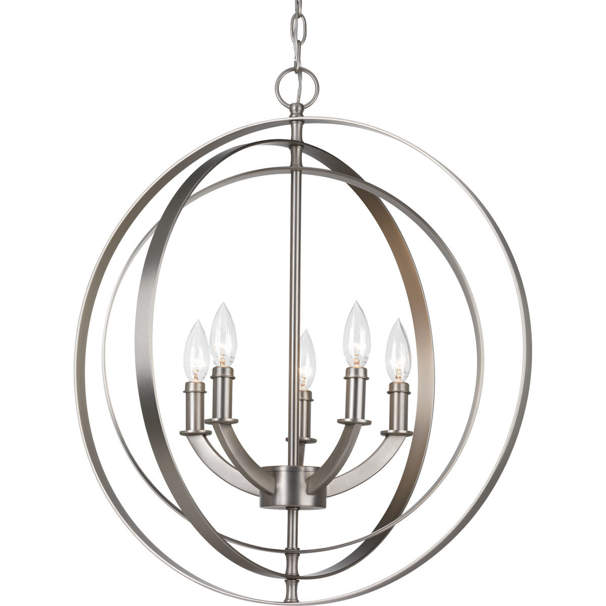 Widely Used Morganti 4 Light Chandeliers Throughout Morganti 5 Light Chandelier (View 20 of 20)