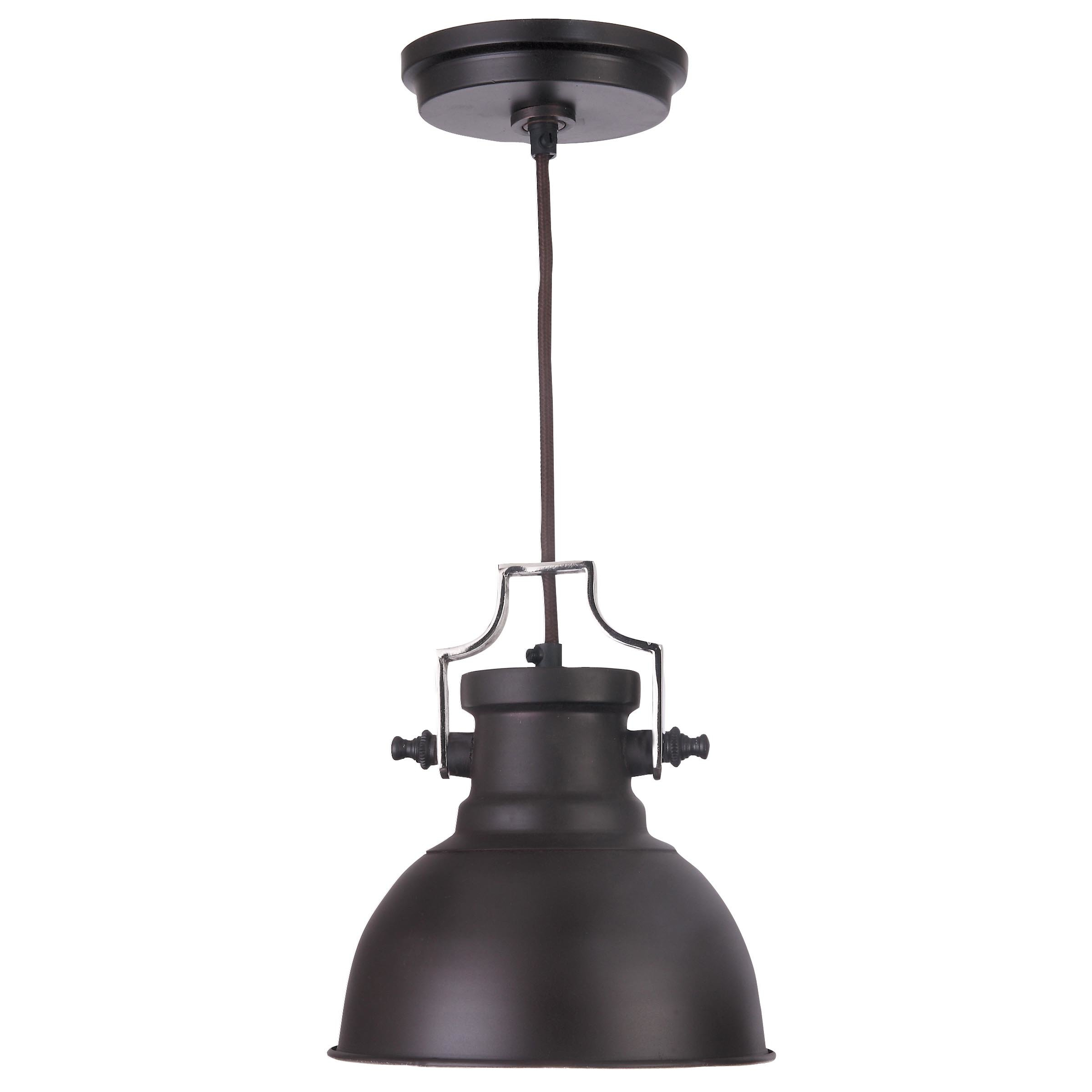 Widely Used Priston 1 Light Single Dome Pendants Regarding Jules 1 Light Single Dome Pendant (View 20 of 20)