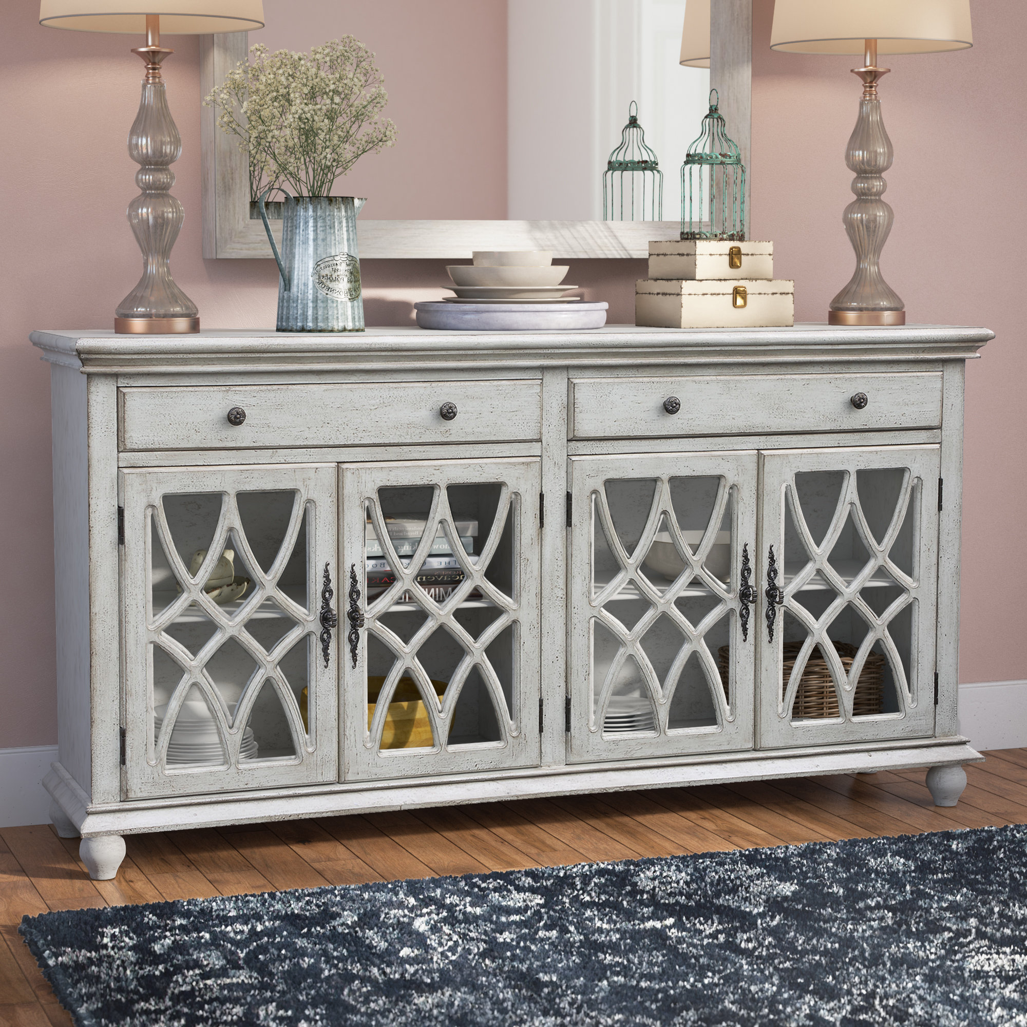 Widely Used Raquette Sideboard Regarding Raquette Sideboards (Gallery 2 of 20)