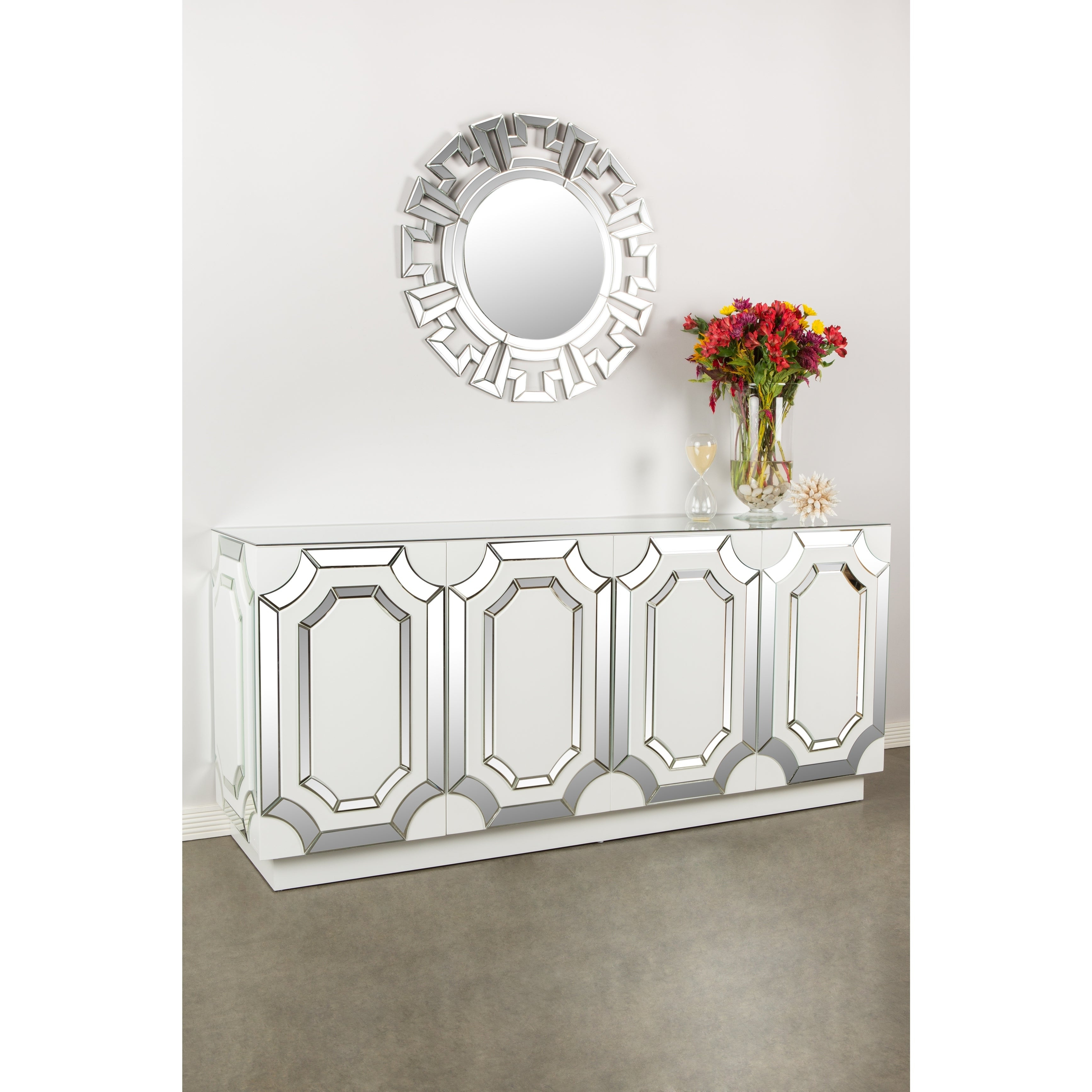 Widely Used Statementsj Lola Sideboard, 32 Inch Tall Within Lola Sideboards (Gallery 11 of 20)